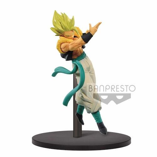 Estatua Super Saiyan Gogeta 16cm