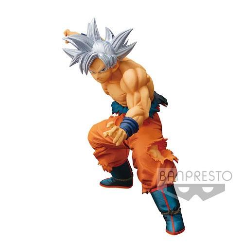Estatua Goku Ultra Instinto 20cm