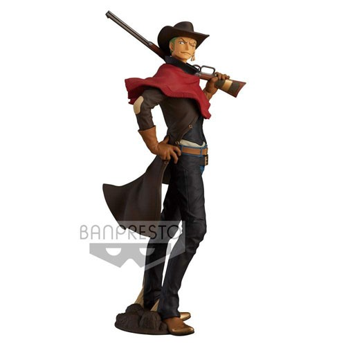 Estatua Roronoa Zoro Cowboy 22cm