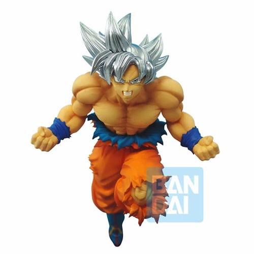 Estatua Goku Ultra Instinto 17cm