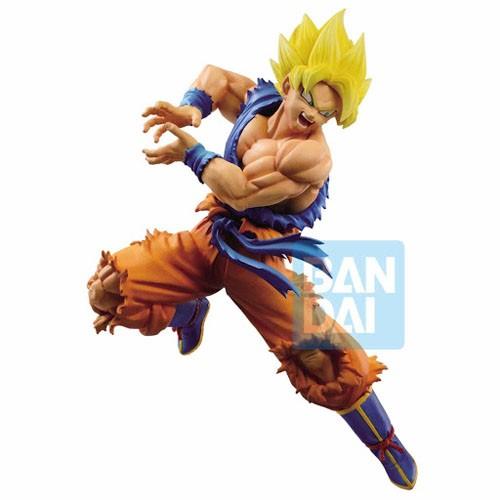 Estatua Goku Super Saiyan 16cm