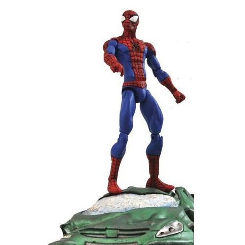 Figura De Acción Classic Spider-man 18cm