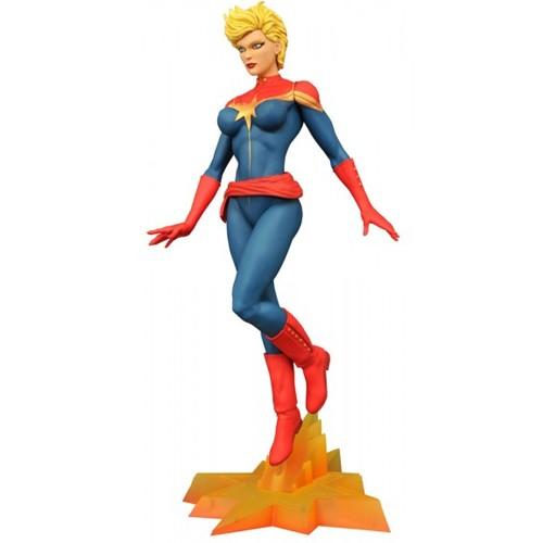 Estatua Capitana Marvel 23cm