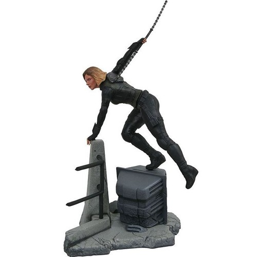 Estatua Viuda Negra 23cm