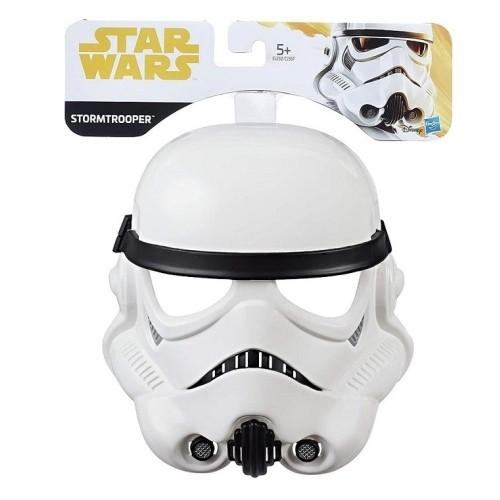 Máscara Soldado Imperial Talla única 20,3cm