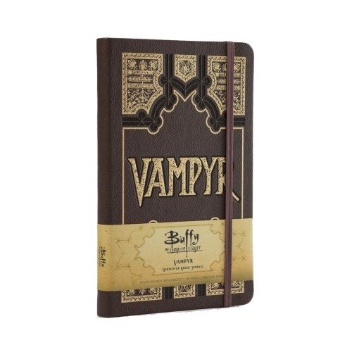 Cuaderno Tapa Dura Buffy 13 X 21cm