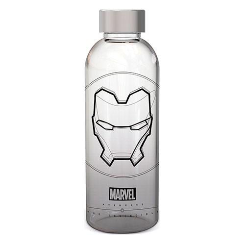 Botella De Cristal Iron Man 1030 Ml.