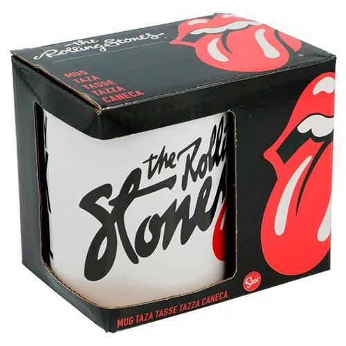 Taza Rolling Stones Logo 325ml