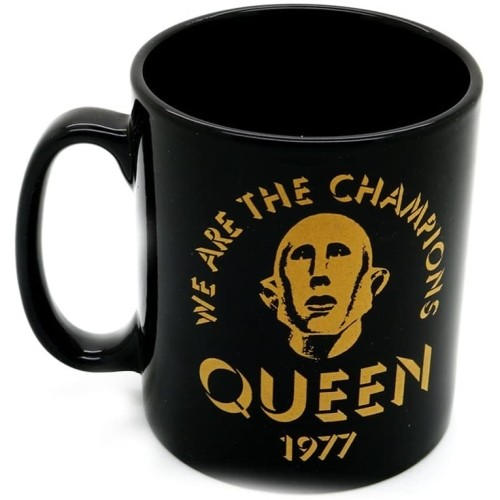 Taza Queen We Are The Championis 325ml