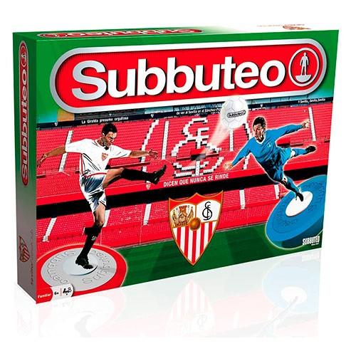 Juego De Mesa Subbuteo Playset Sevilla Fc