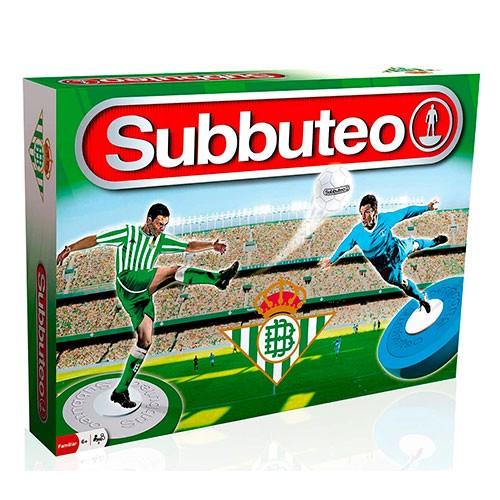 Juego De Mesa Subbuteo Playset Real Betis