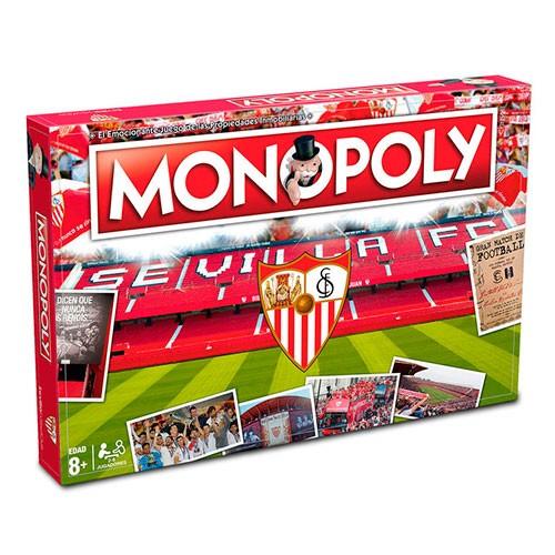 Juego De Mesa Monopoly Sevilla Fc
