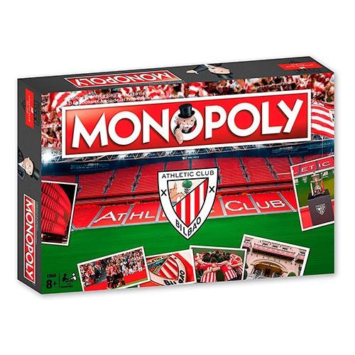 Juego De Mesa Monopoly Athlétic Club Futbol