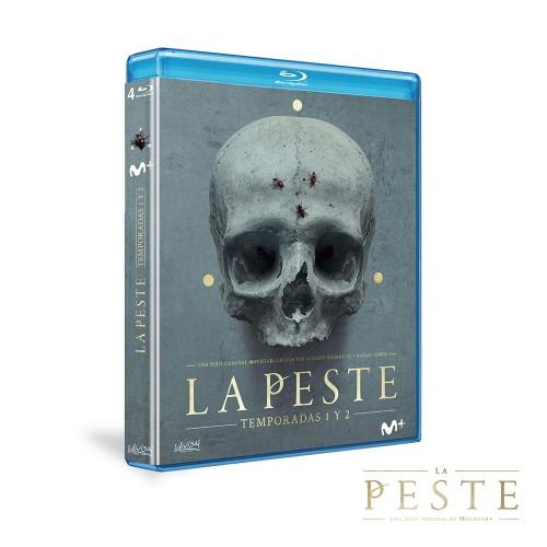 Blu-ray Serie Completa La Peste