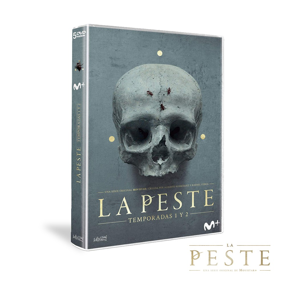 Dvd Serie Completa La Peste