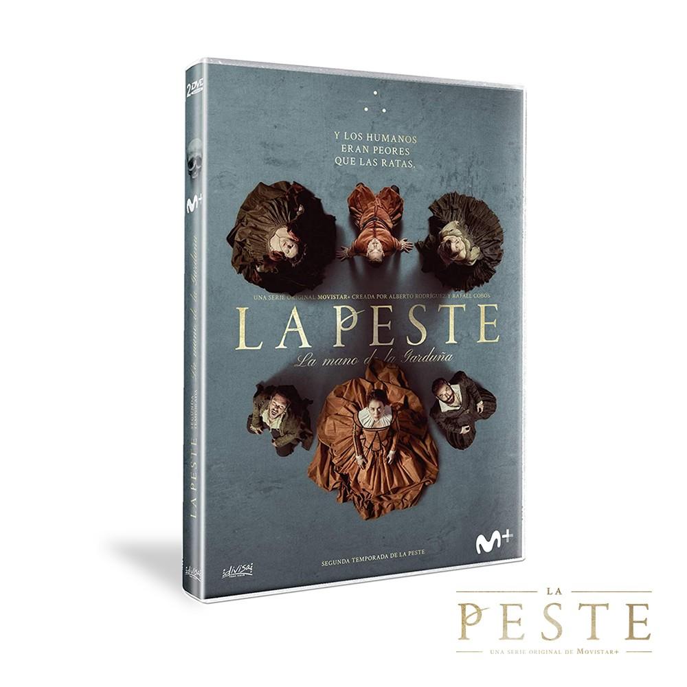 Dvd Temporada 2 La Peste