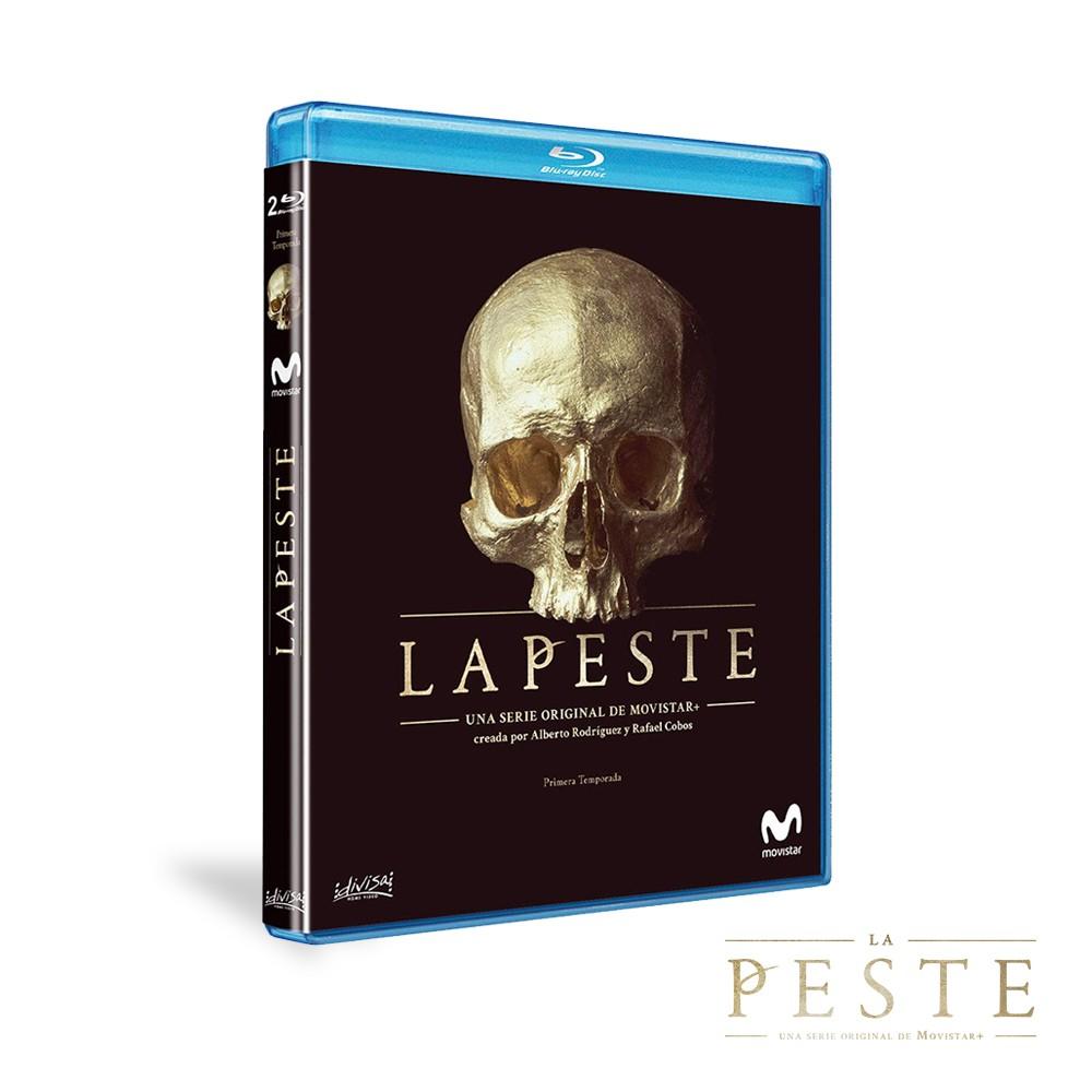 Blu-ray Temporada 1 La Peste