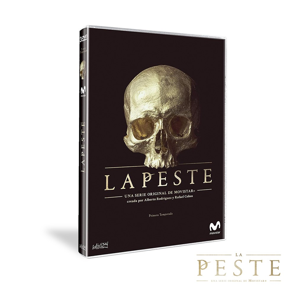 Dvd Temporada 1 La Peste