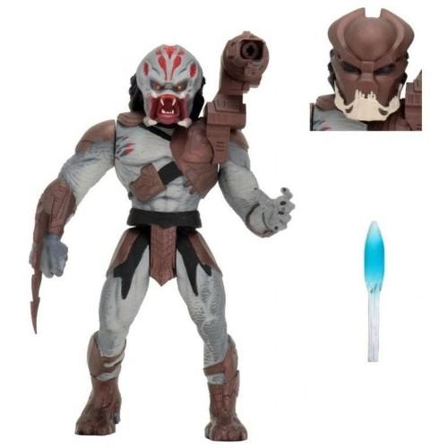 Figura De Acción Berserker Predator 15cm