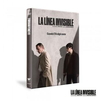 Dvd Serie Completa La Línea Invisible