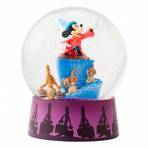 Bola De Nieve Mickey Fantasia 12cm