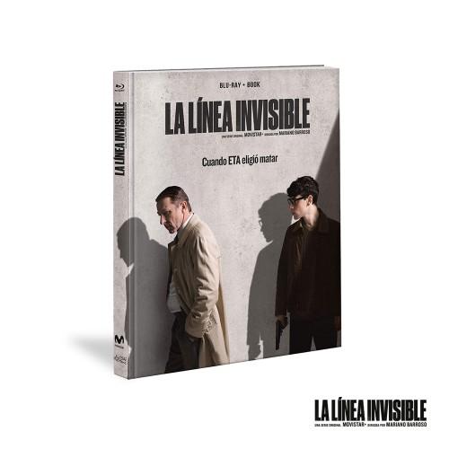 Blu-ray Serie Completa La Línea Invisible