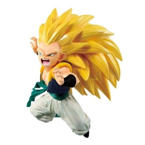 Figura Super Saiyan 3 Gotenks 11cm