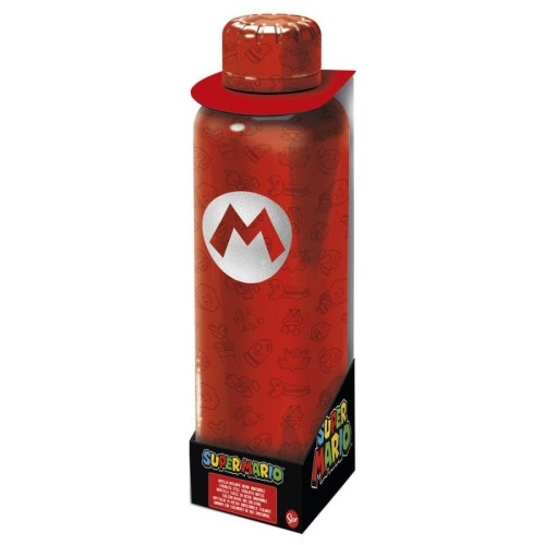 Botella Termo Super Mario Logo 515ml