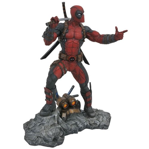 Estatua Deadpool 30cm