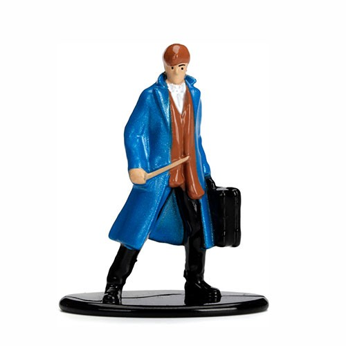 Figura Newt Scamander Año 11 4cm