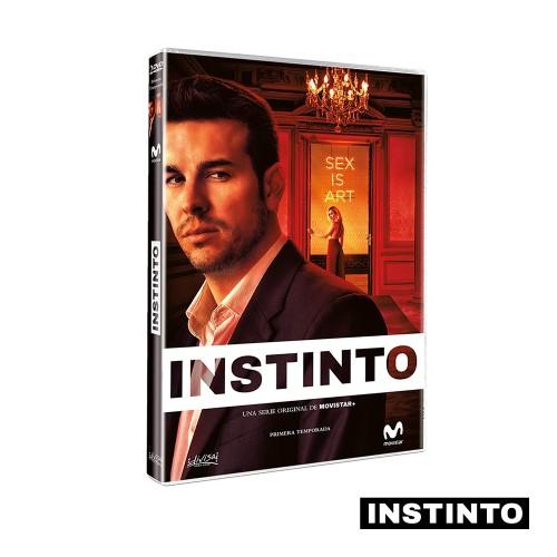 Dvd Serie Completa Instinto