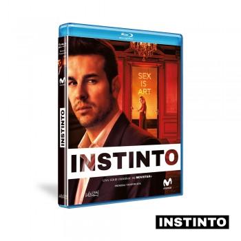 Blu-ray Serie Completa Instinto