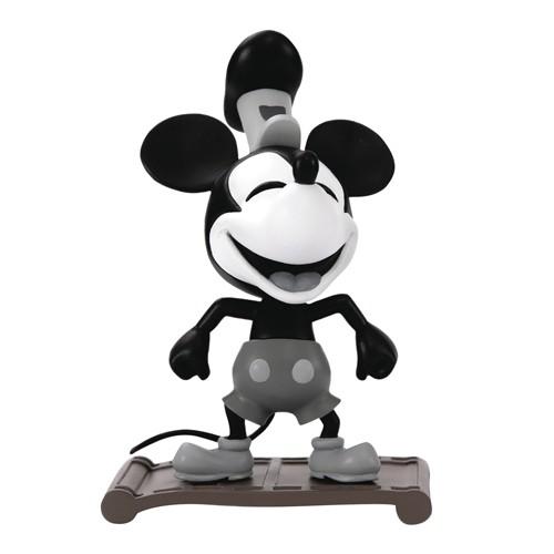Figura Mickey Steamboat Willie 9cm