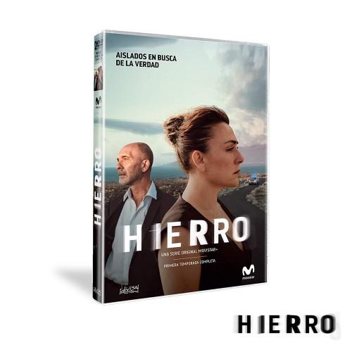 Dvd Temporada 1 Hierro