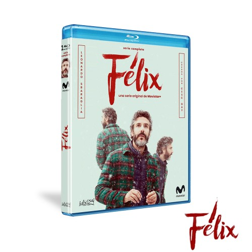 Blu-ray Serie Completa Félix