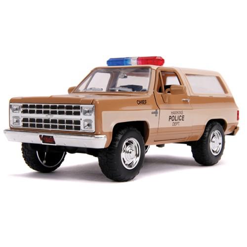 Vehiculo 1980 Chevy K5 Blazer 1:24 Con Placa