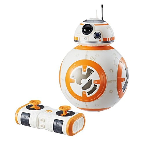 R/c Androide Hyperdrive Bb-8 18cm