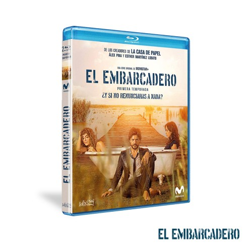 Blu-ray Temporada 1 El Embarcadero