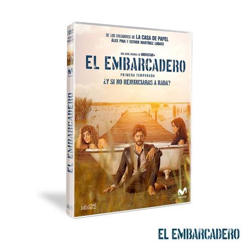 Dvd Temporada 1 El Embarcadero
