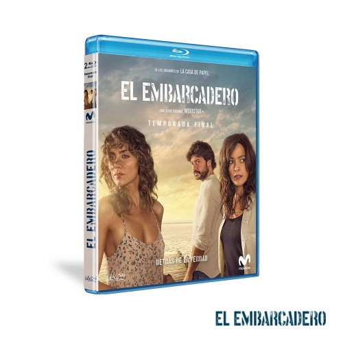 Blu-ray Temporada 2 El Embarcadero