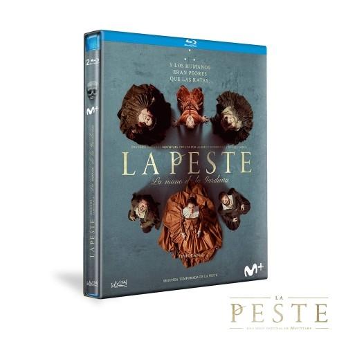 Blu-ray Temporada 2 La Peste
