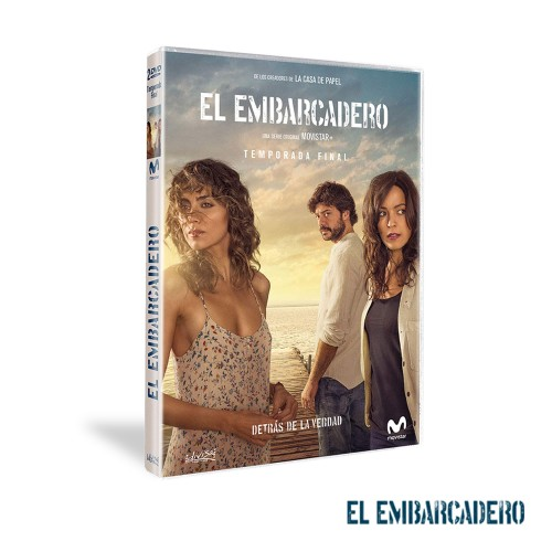 Dvd Temporada 2 El Embarcadero