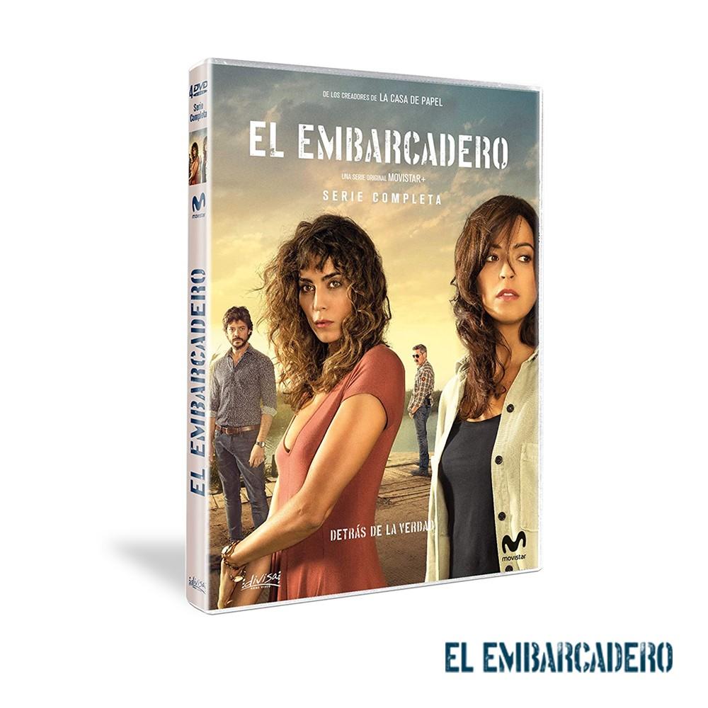 Dvd Serie Completa El Embarcadero