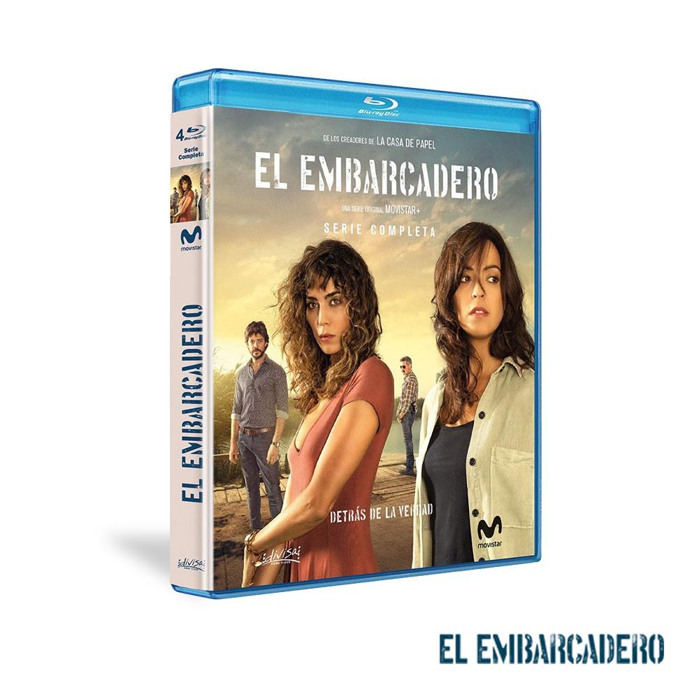 Blu-ray Serie Completa El Embarcadero