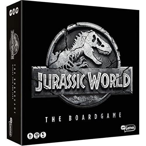Juego De Mesa Jurassic World
