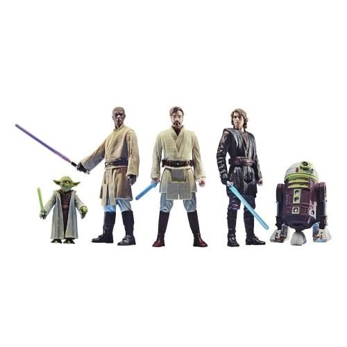 Pack Orden Jedi 9,5cm