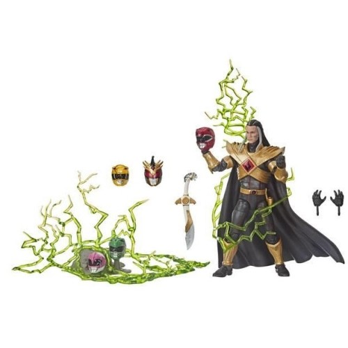 Figura De Acción Lord Drakkon Evo 3 14cm