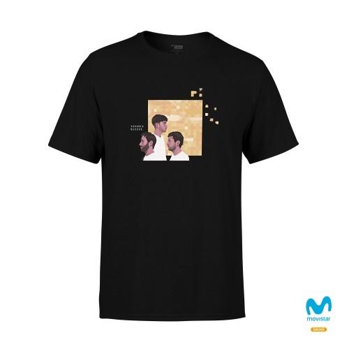 Camiseta Yogures De Coco Unisex Portada