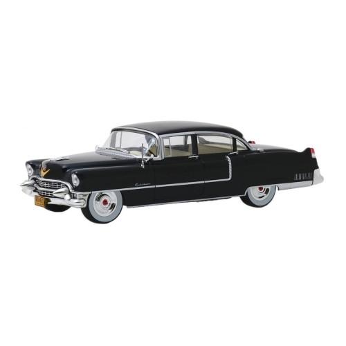 Vehículo 1955 Cadillac Fleetwood 1:64