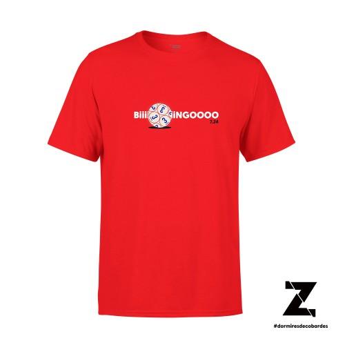 Camiseta Unisex Bingo